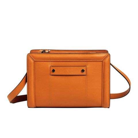 GANT Club Leather Cross Bag