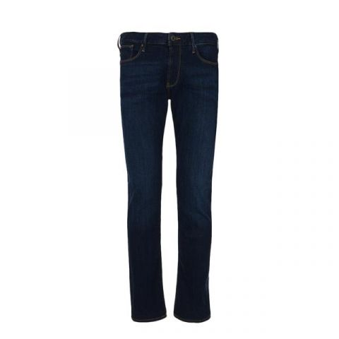 Emporio Armani J06 Stretch Cotton Denim Jeans