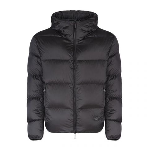 Emporio Armani Quilted Nylon Down