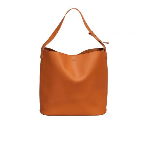 GANT Leather Bucket Bag