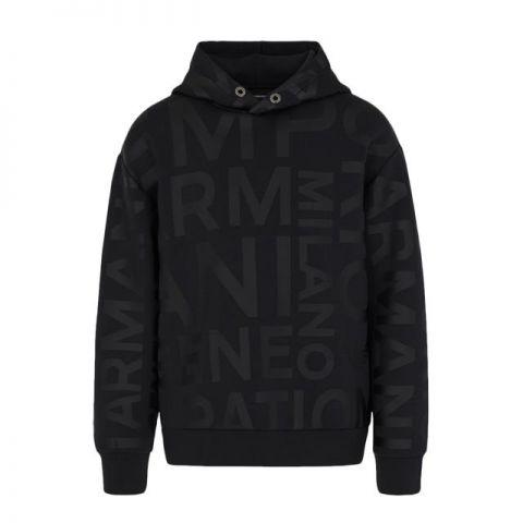 Emporio Armani Hooded Sweatshirt