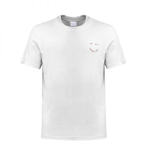 Avenue Tropicale Columbus Tee Smiley