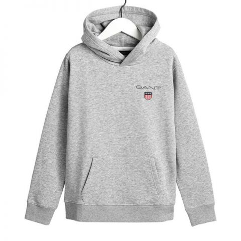 GANT Teens Medium Shield Hoodie