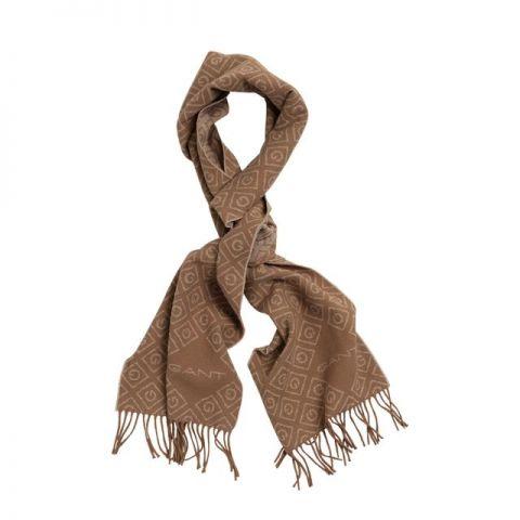 GANT Icon Wool Scarf