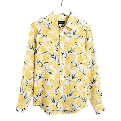 GANT Lemon Shirt
